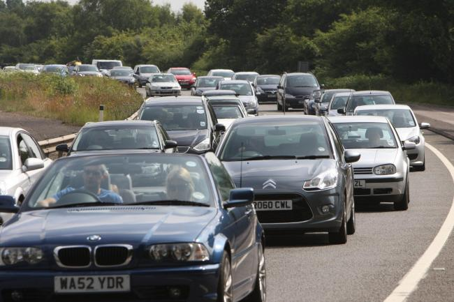 CLOSURES: The A31 at Picket Post