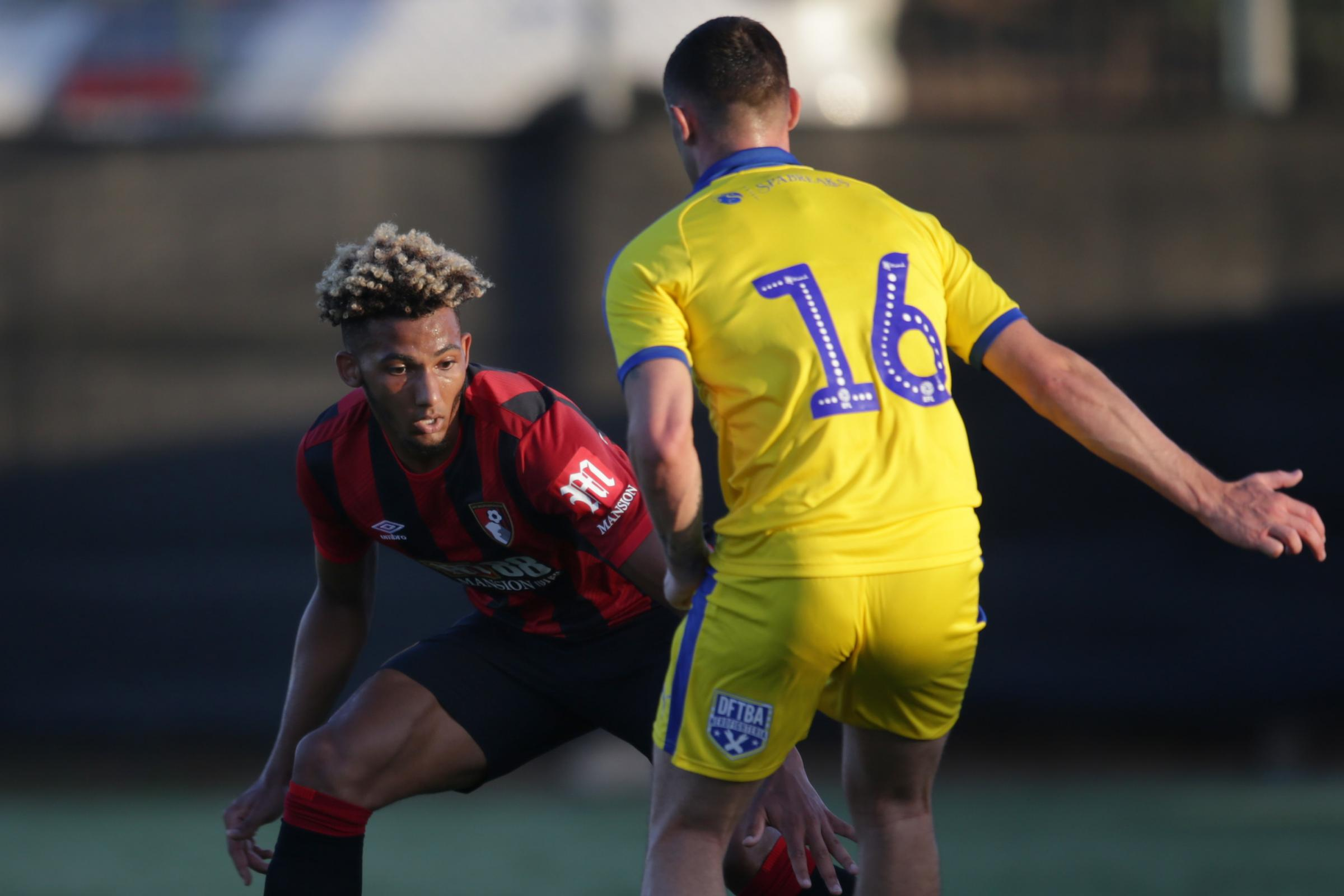 Lloyd Kelly to take part in first training session back with AFC Bournemouth following ankle injury
