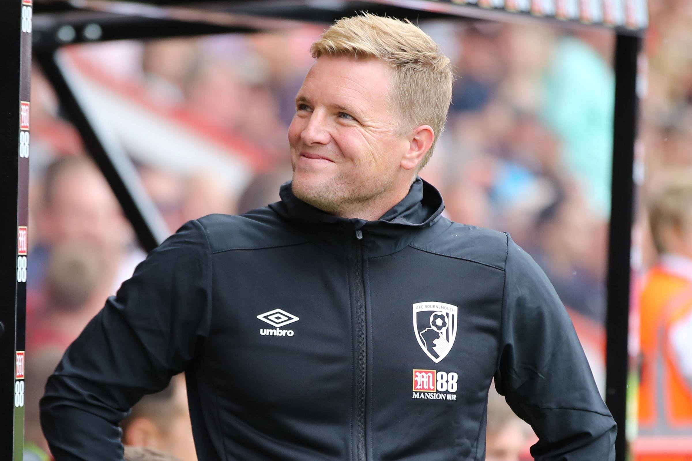 Top gun Eddie Howe wants AFC Bournemouth firing on all cylinders after taking squad clay pigeon shooting