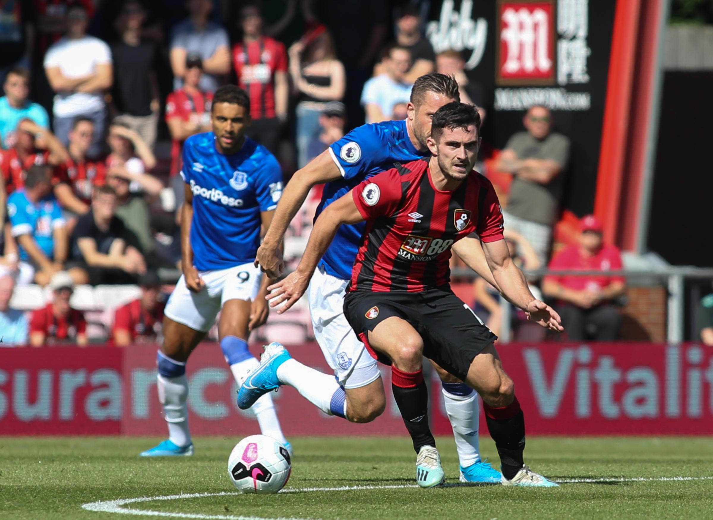 Howe's delight to have key man Lewis Cook back in Premier League action