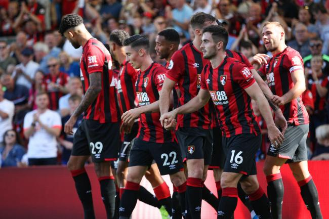 WINNING WAYS: Cherries secured their second victory of the season on Sunday