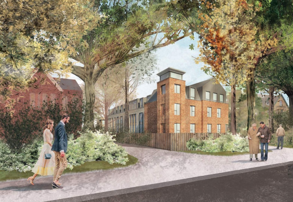 Care home building 'no longer fit for purpose and falling short of current standards'