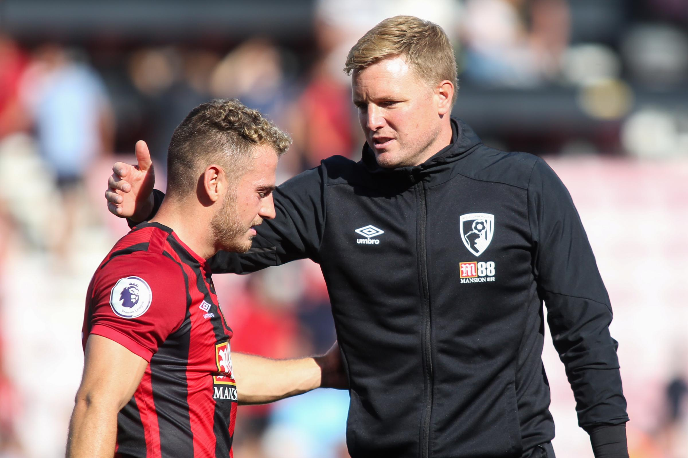 Ryan Fraser admits he 'didn't expect' to be benched against Everton