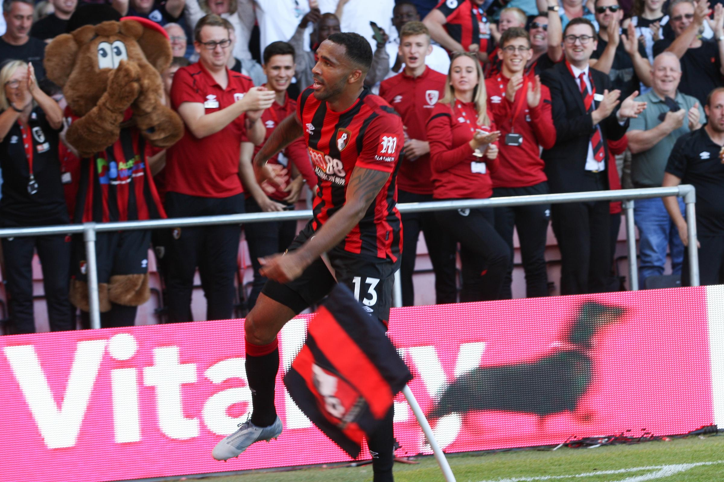AFC Bournemouth star Callum Wilson one of five players shortlisted by Manchester United, according to report