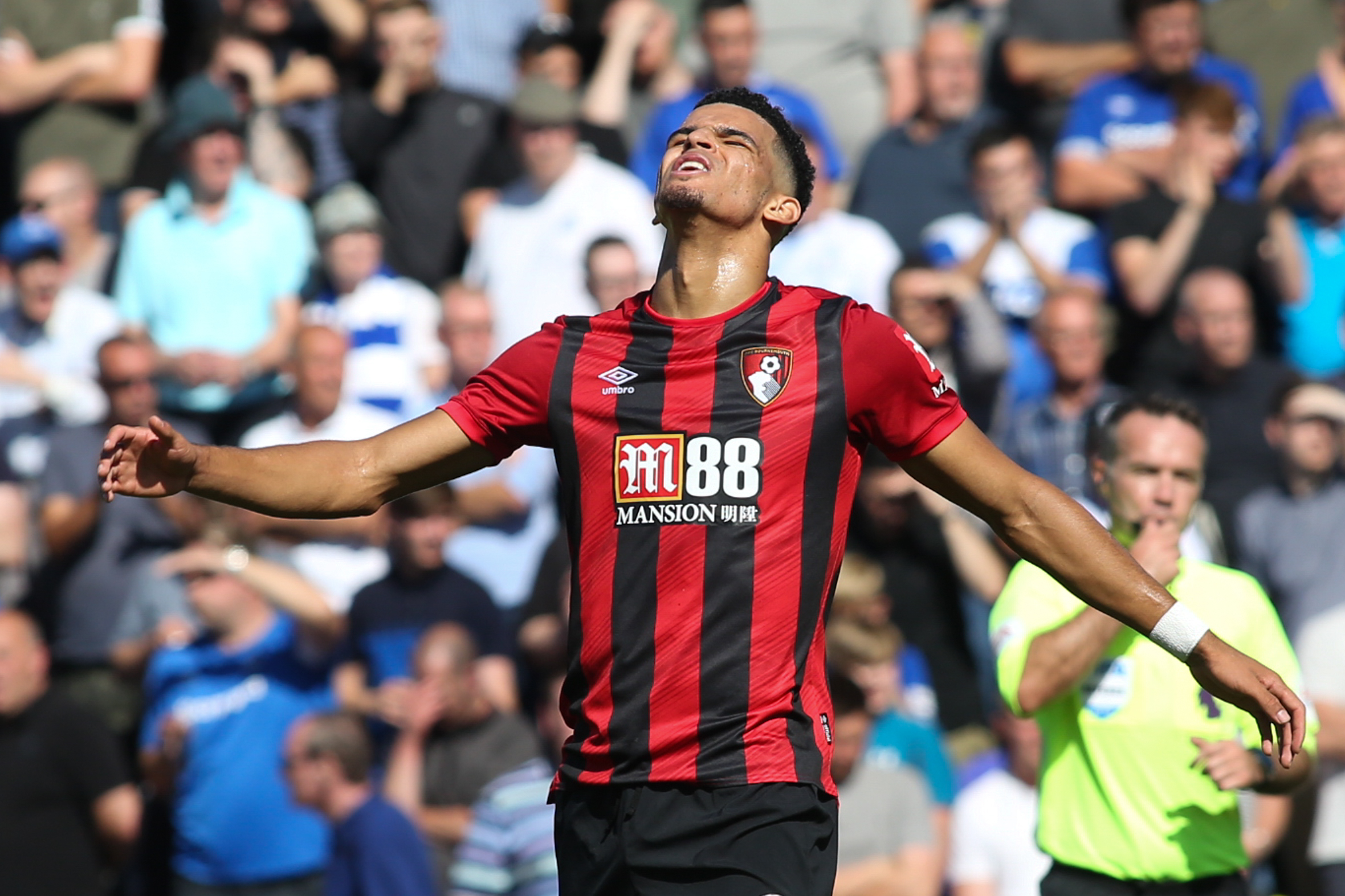 'I think we'll enjoy a lot from him this season' - Nathan Ake confident fellow Chelsea academy graduate Dominic Solanke will start scoring soon for Cherries