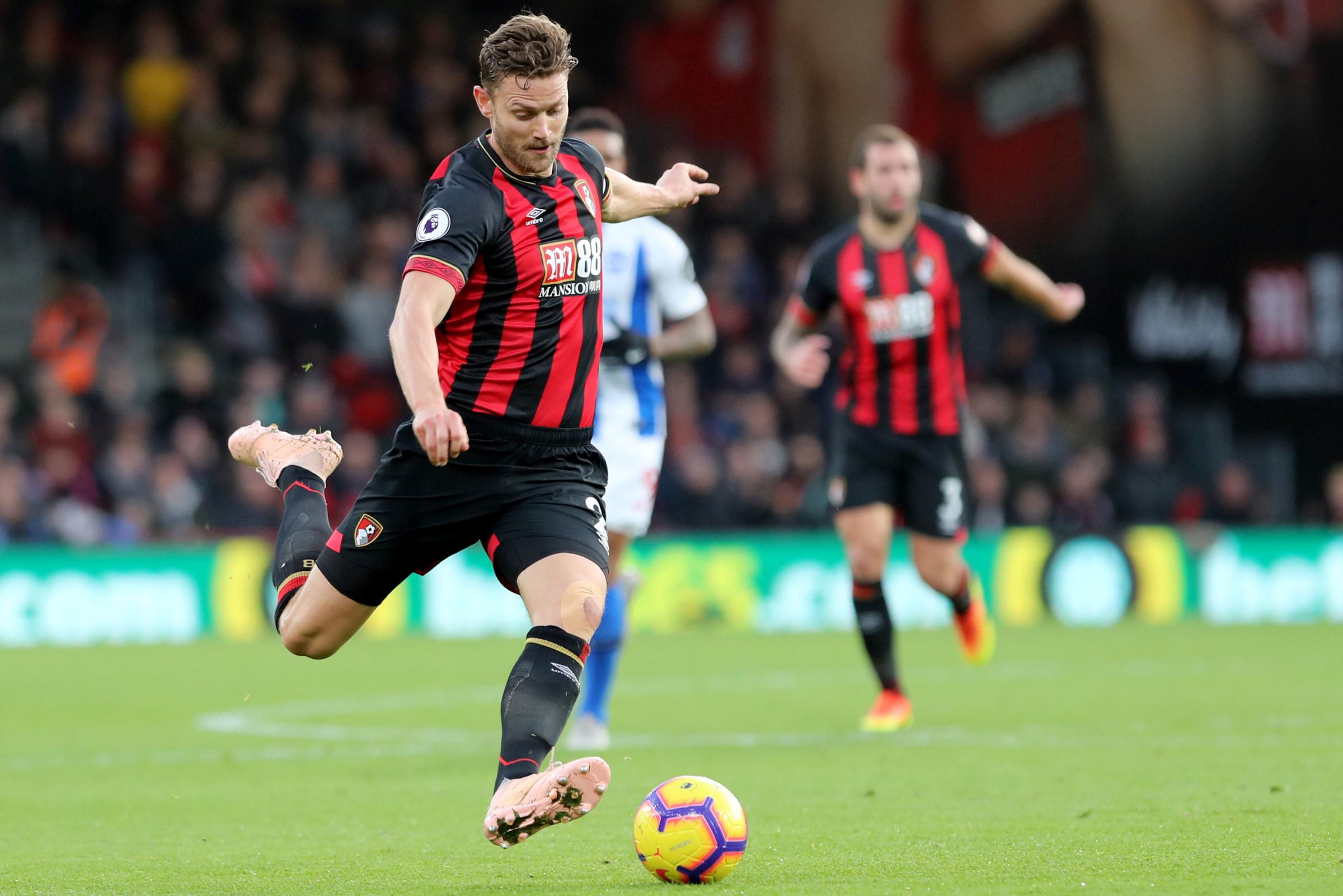 AFC Bournemouth captain Simon Francis delighted to return to the pitch after lengthy injury lay-off