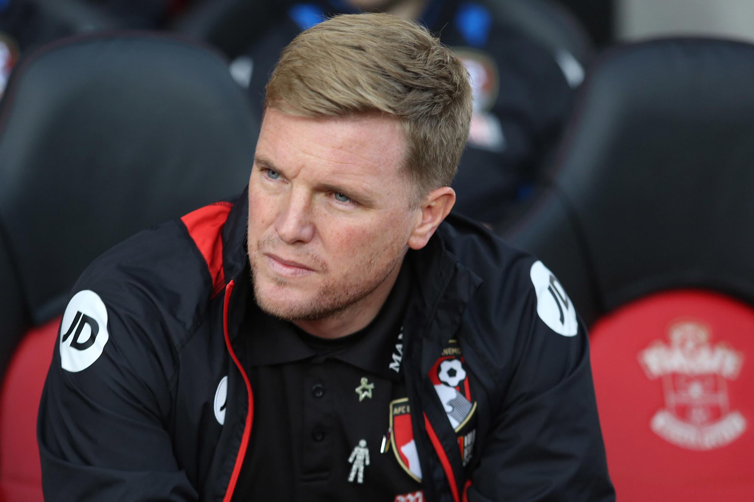 Eddie Howe 'desperate' for AFC Bournemouth to seal first victory at Southampton