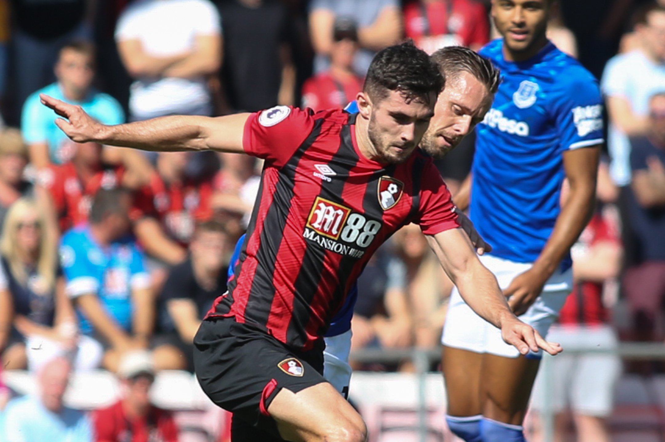 Lewis Cook can 'without a doubt' be in the mix for an England spot at Euro 2020, says Eddie Howe