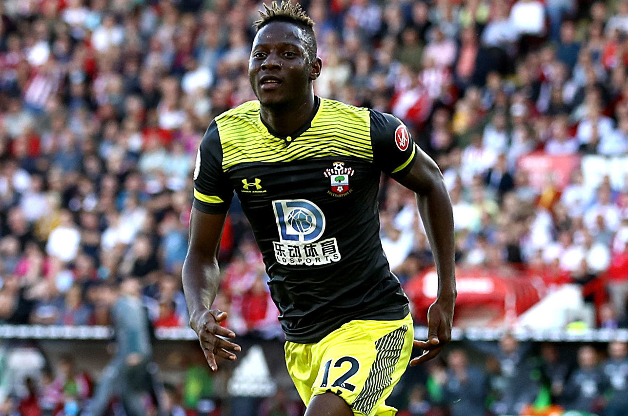 Moussa Djenepo ruled out of game against AFC Bournemouth through injury