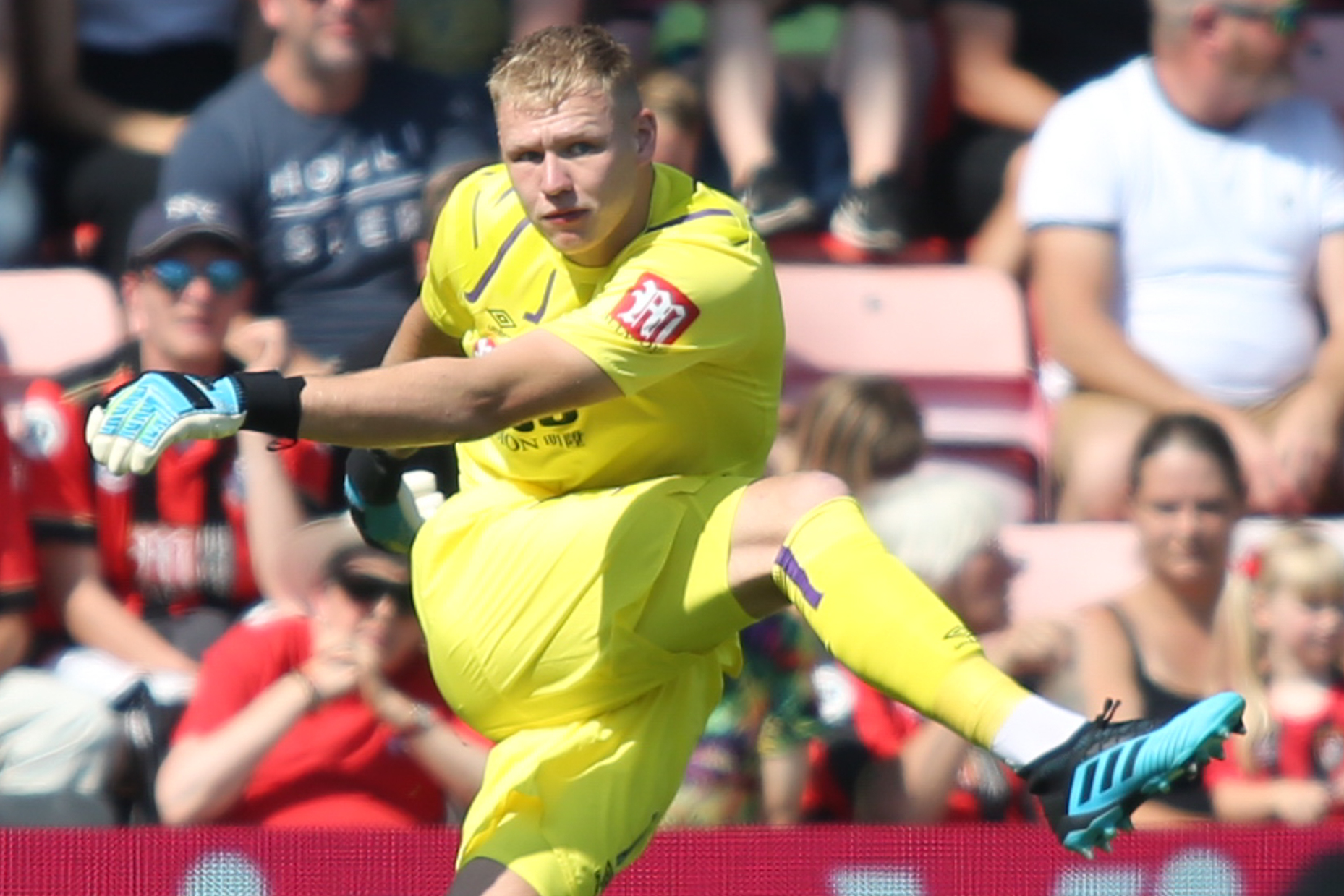 AFC Bournemouth goalkeeper Aaron Ramsdale eyeing perfect week with victory at St Mary's