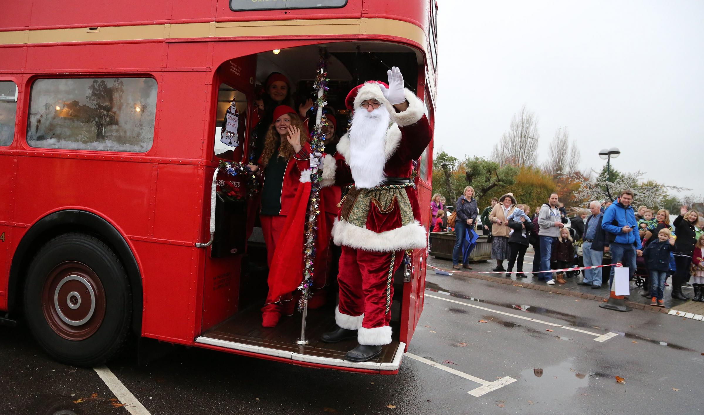 Santa's coming to Stewarts - here's how to get tickets
