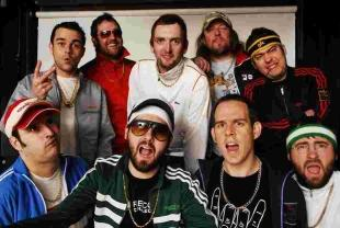 SUMMER DATE: Goldie Lookin' Chain. Mystikal is back, second from right
