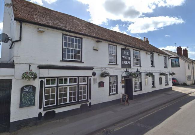 The White Horse Inn at Keyhaven Road, Milford on Sea. Picture: Google Maps.