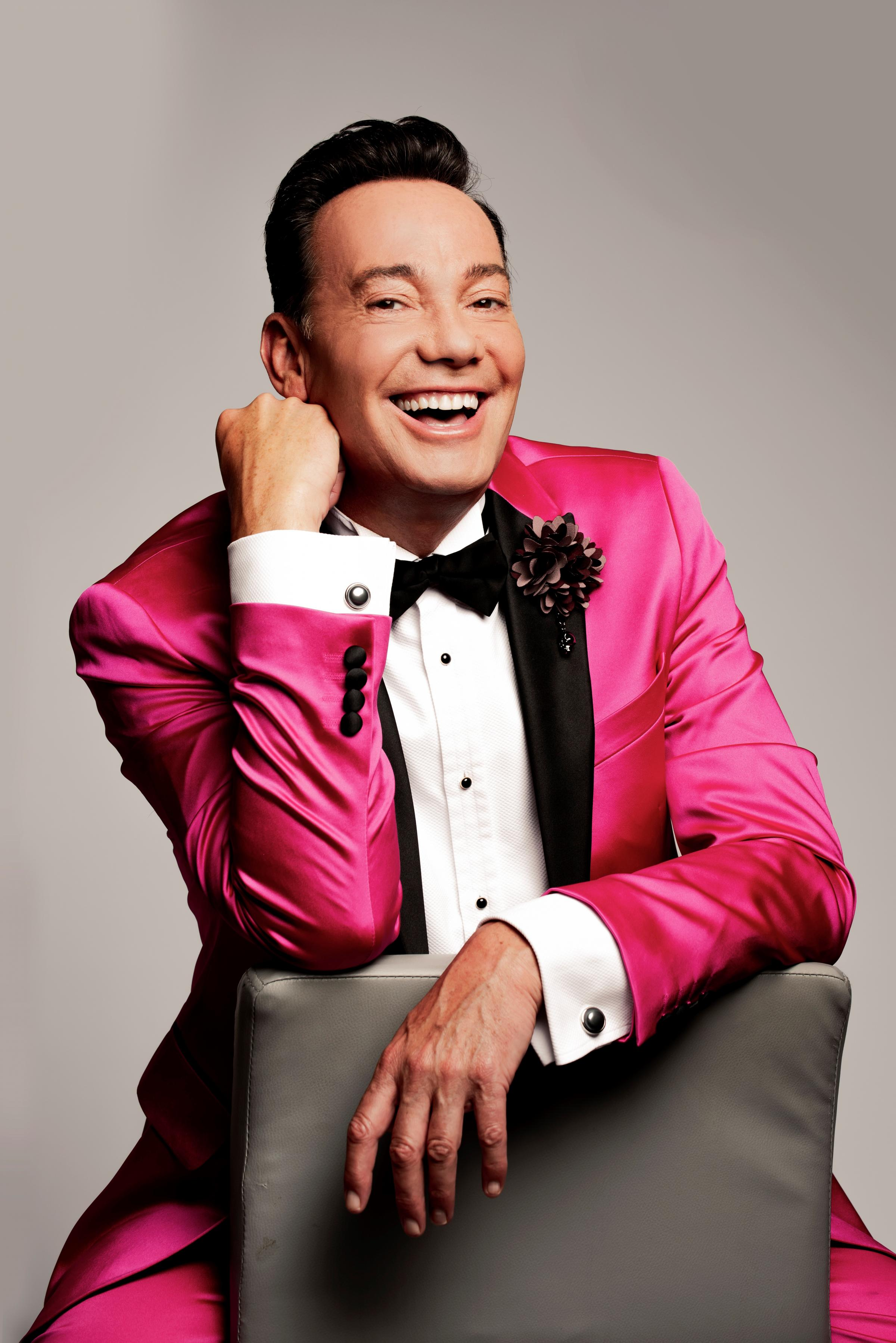 Craig Revel Horwood promises 'a wealth of backstage gossip' about Strictly on his debut tour