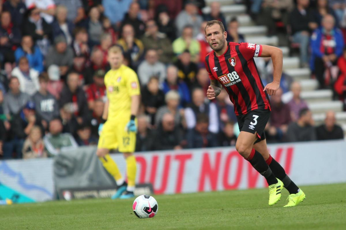 Steve Cook says he will be '100 per cent' ready for Palace showdown | Bournemouth Echo