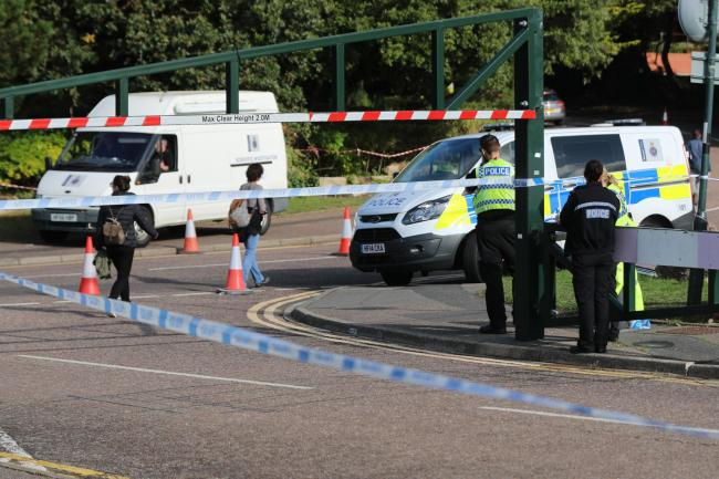 Man dies in Boscombe Chine Gardens after he is found unconscious