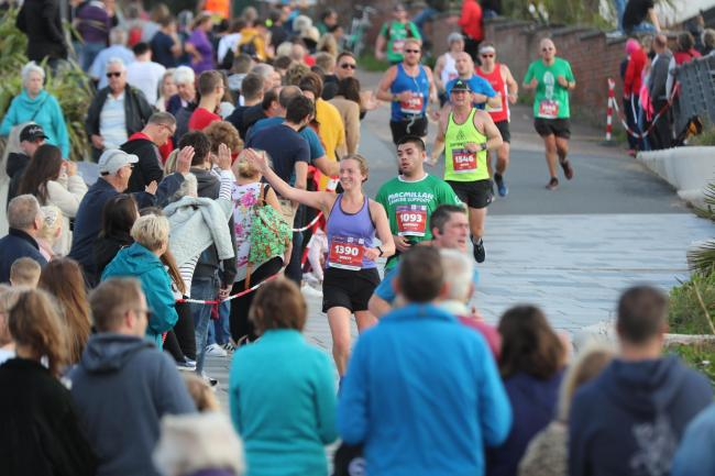 Runners in this year's Bournemouth marathon, which organisers say will be the last