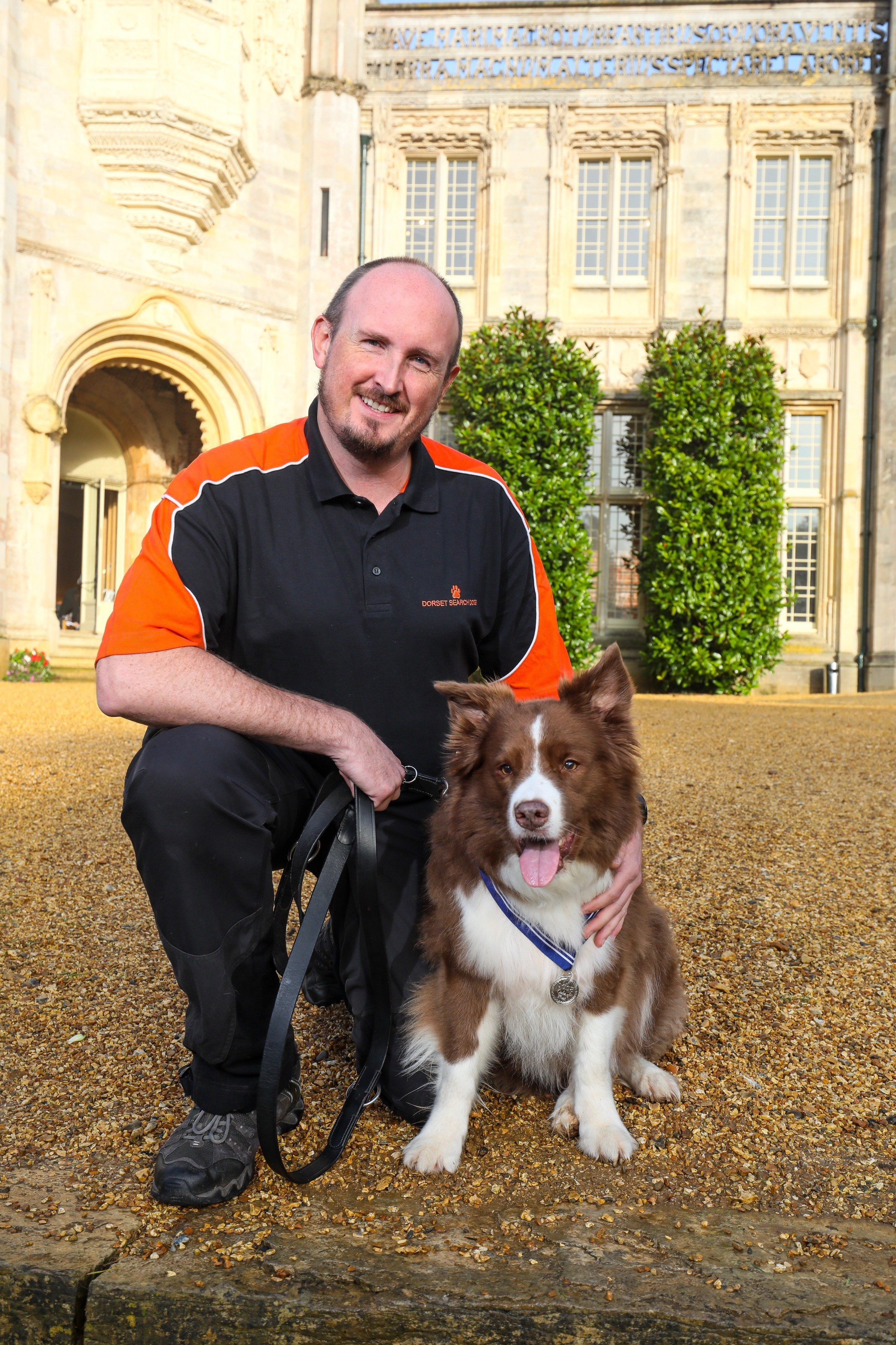 Dorset Search dog posthumously awarded PDSA Order of Merit