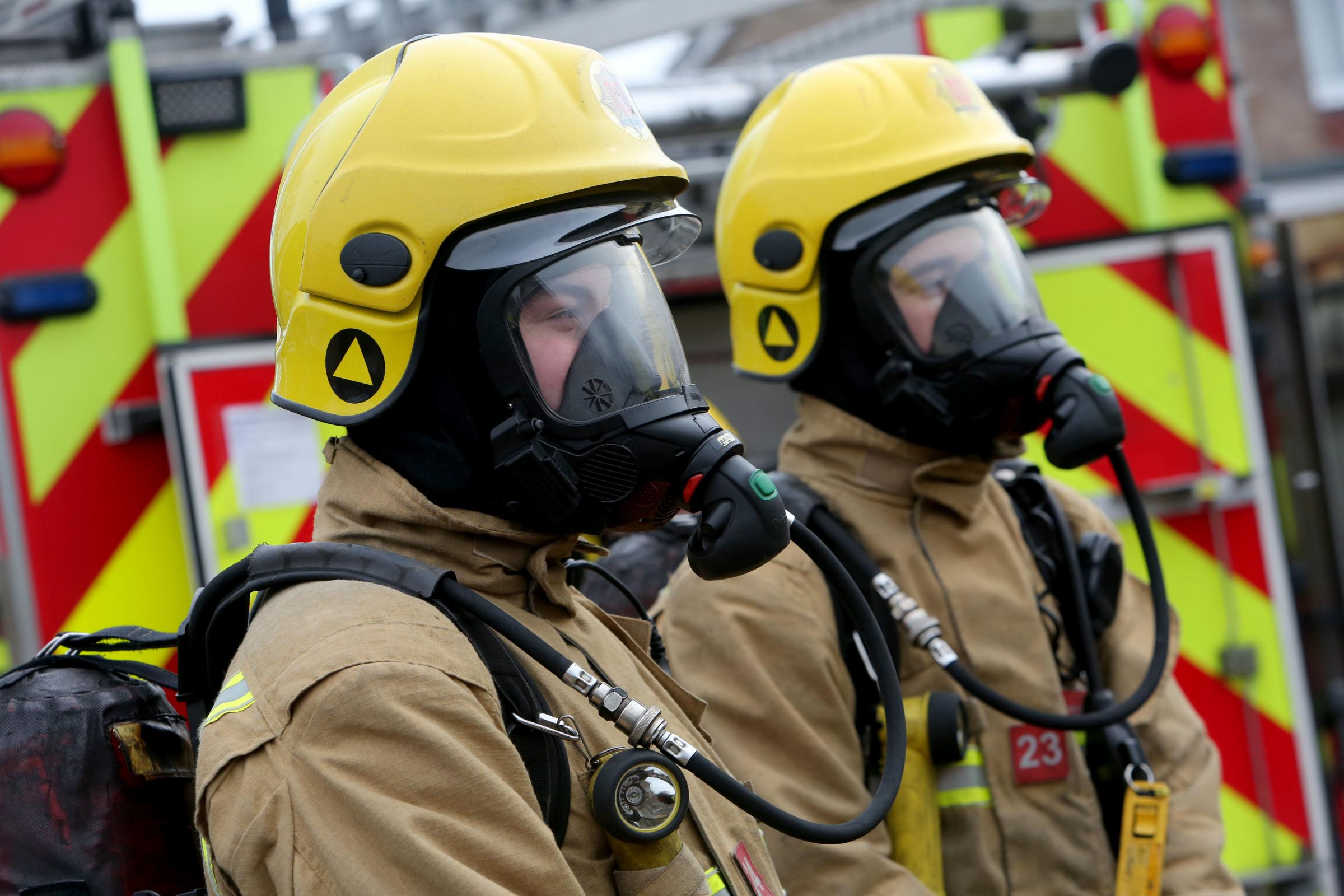 Why fire service's 15,000 sickies is not as bad as it first appears