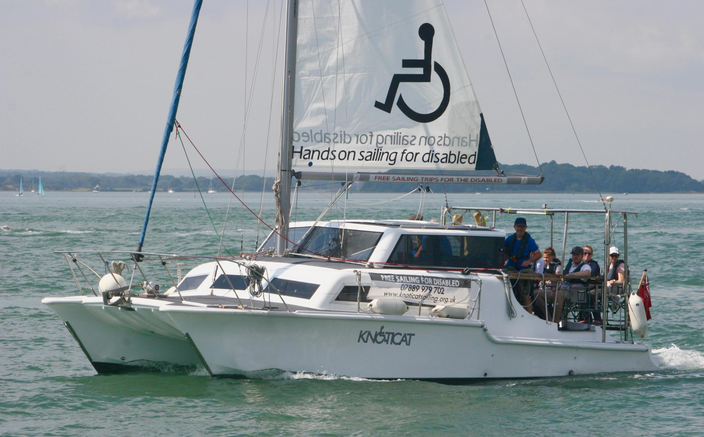 Appeal to keep Poole sailing charity afloat