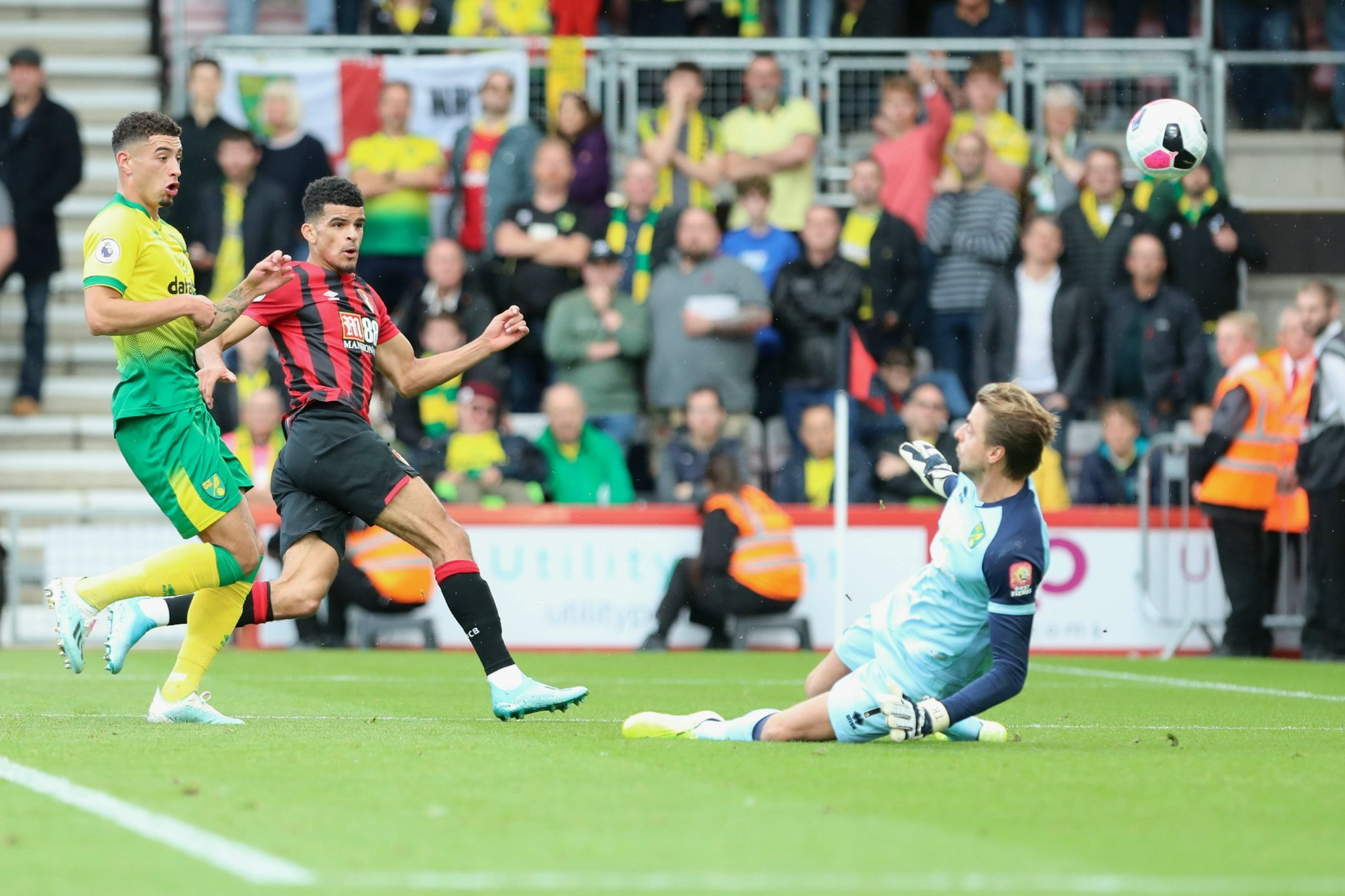 Toothless AFC Bournemouth held to goalless draw by Norwich