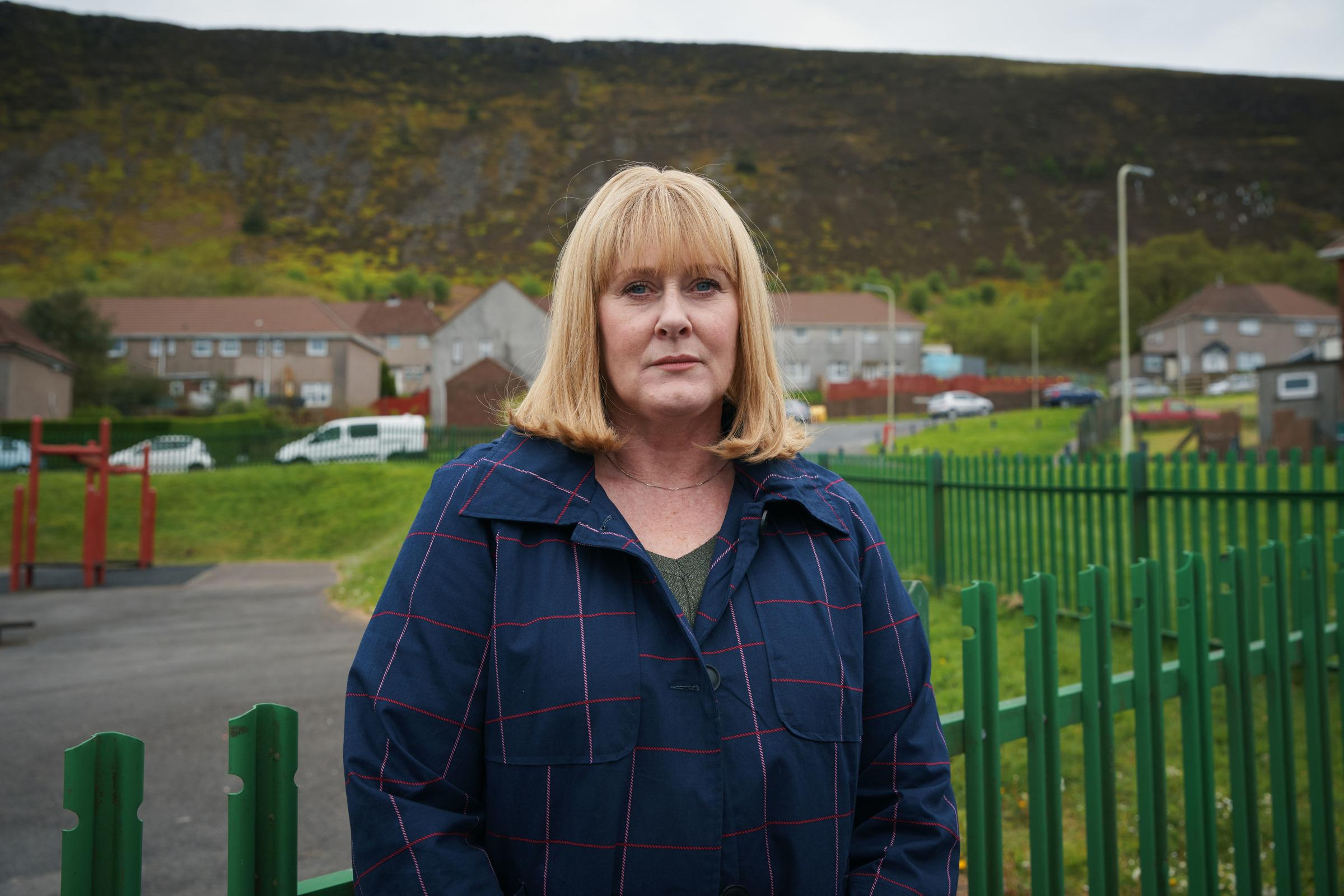 """Sarah Lancashire: """"I don't want to be the 'queen of gritty drama'"""""""