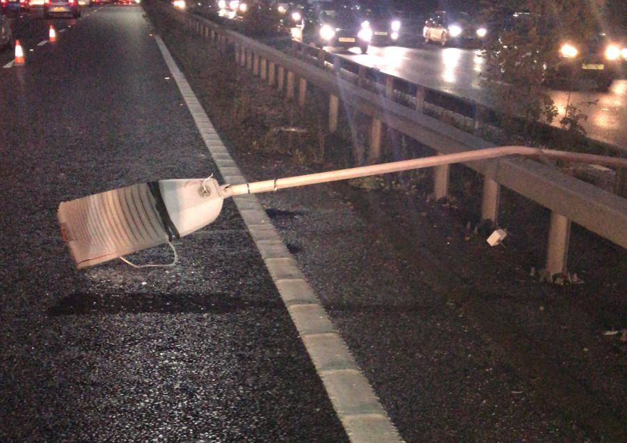 M27 and M3 reopen after 'emergency works' shut parts of motorway across Saturday