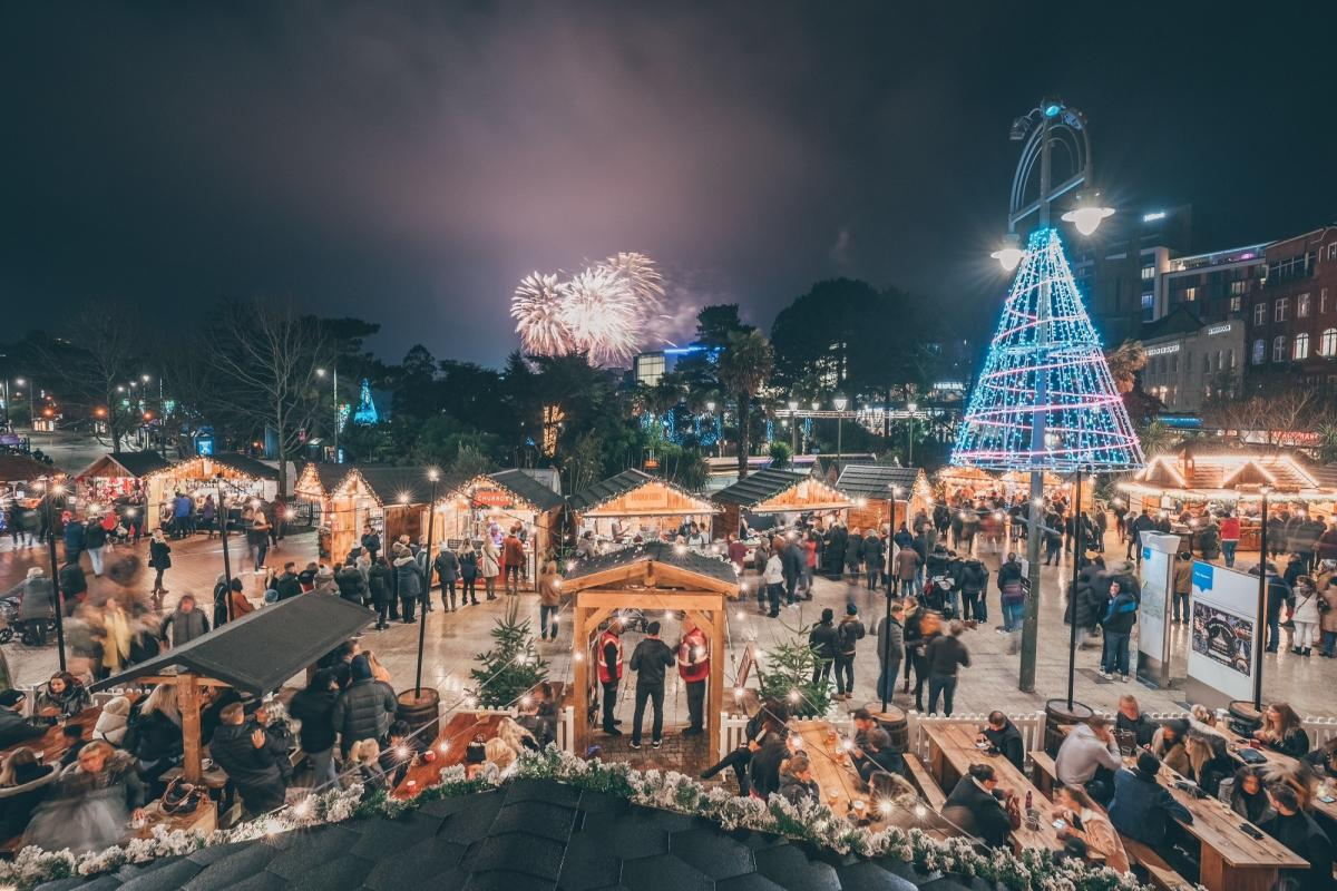 Christmas Markets In Dorset 2020 Bournemouth's Christmas market and Alpine bar cancelled