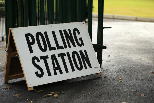 Surge in applications to register to vote