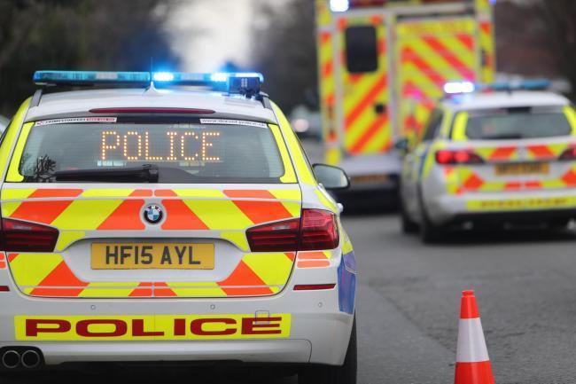 Female car passenger dies in hospital a day after crash near Sherborne