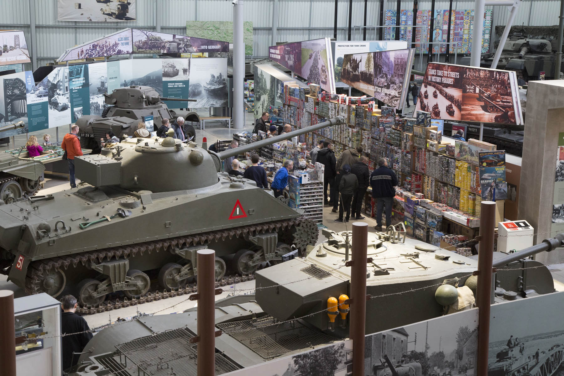 South West Model Show Spring Edition