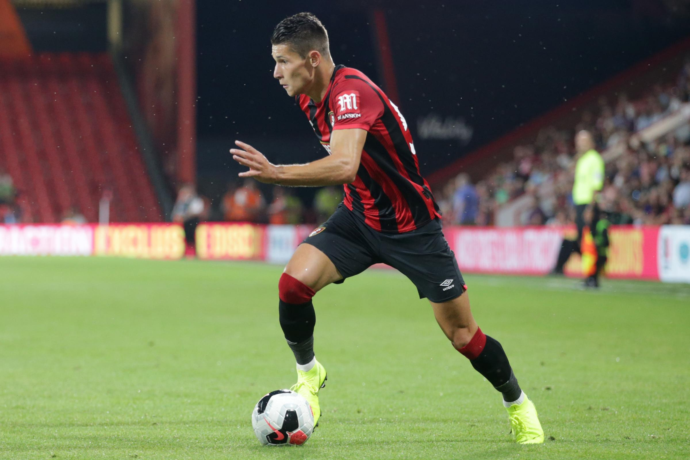 Eddie Howe: Motivated AFC Bournemouth talent Alex Dobre has made 'huge strides'