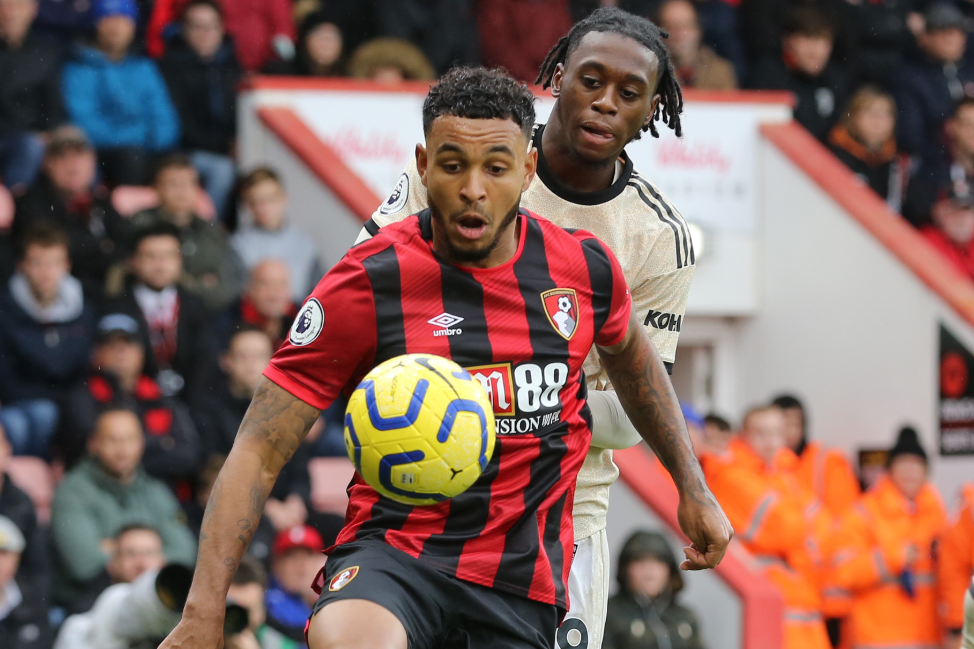 Frontman Joshua King believes 'sky is the limit' if AFC Bournemouth beat Newcastle