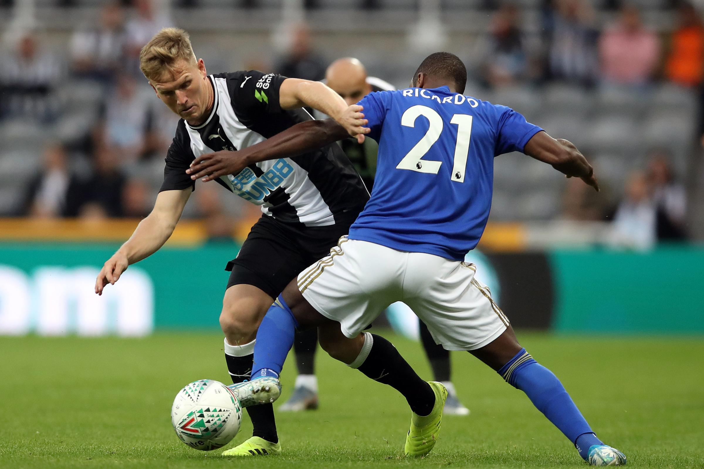 Newcastle boss Steve Bruce has concern over Matt Ritchie's ongoing ankle problem