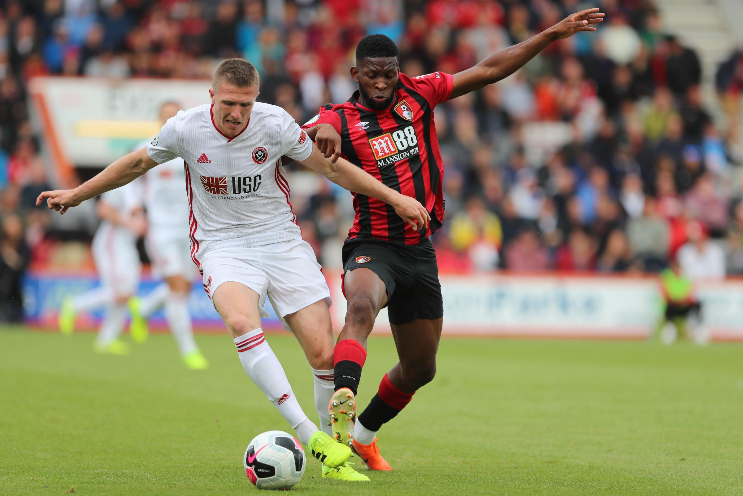 Eddie Howe insists AFC Bournemouth can remain 'very competent defensively' despite absence of suspended Jefferson Lerma