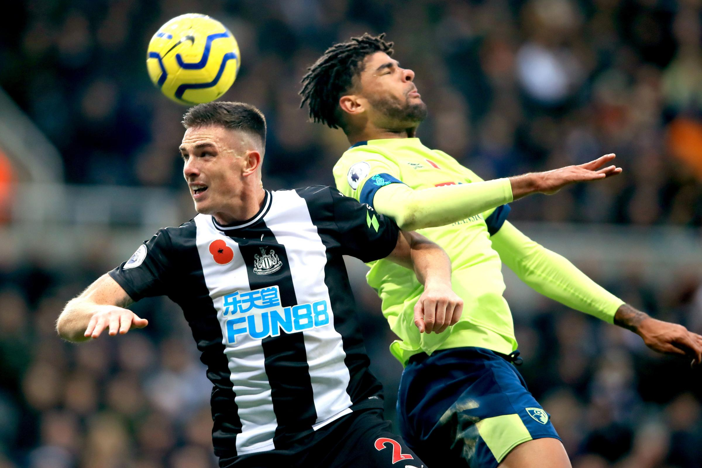 Newcastle boss Steve Bruce hails match-winner Ciaran Clark