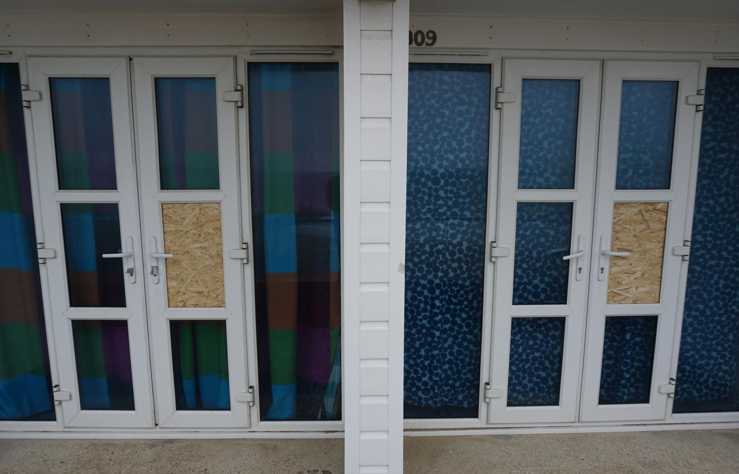 Beach huts burglary shock: 29 huts targeted at Bournemouth Beach
