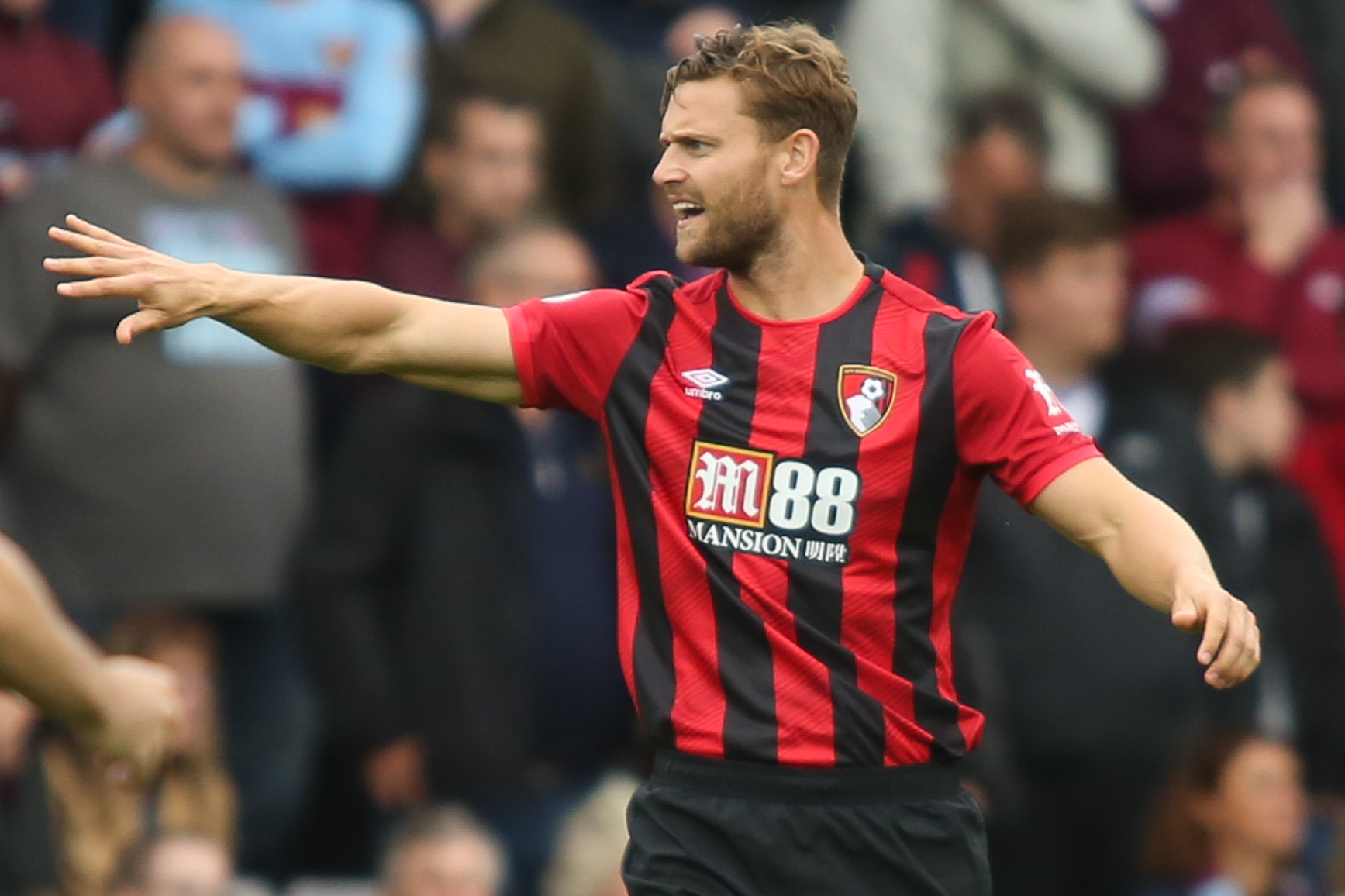 Simon Francis hopes defeat at Newcastle was 'just a little blip' for AFC Bournemouth