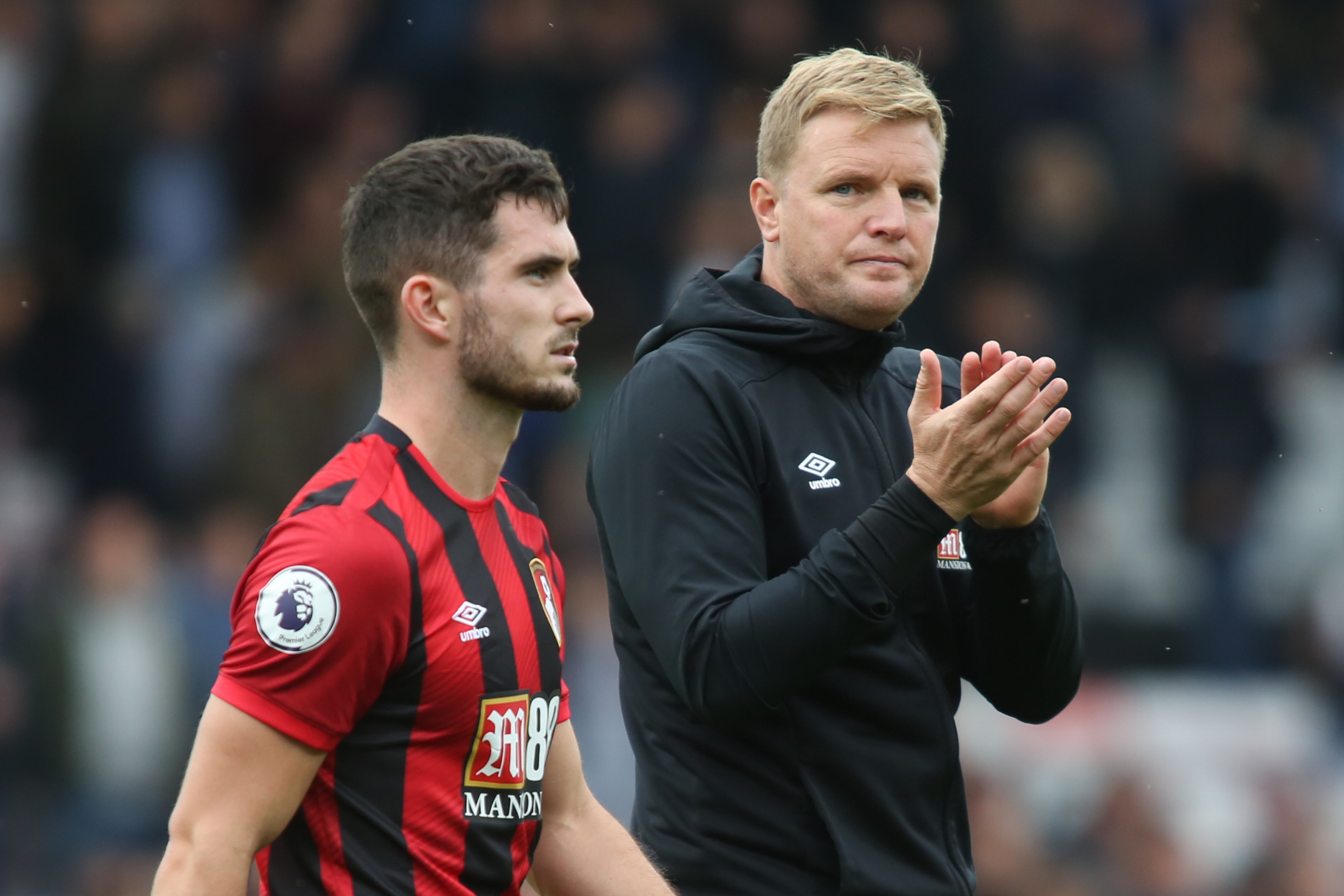 Eddie Howe: Lewis Cook has 'done himself no harm' in battle for regular starting spot