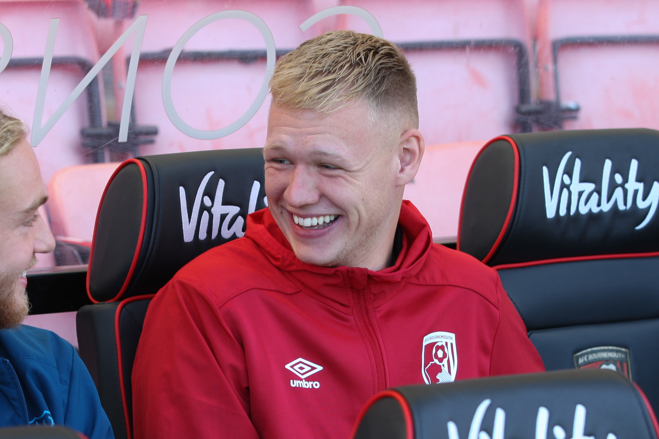 'That's the biggest change in Aaron' - Eddie Howe praises Aaron Ramsdale's ability to balance his 'joking' and 'serious' sides