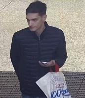 CCTV appeal after distraction thefts at Tesco Extra in Riverside Avenue