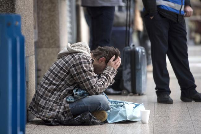 'Let the homeless help shape policy'
