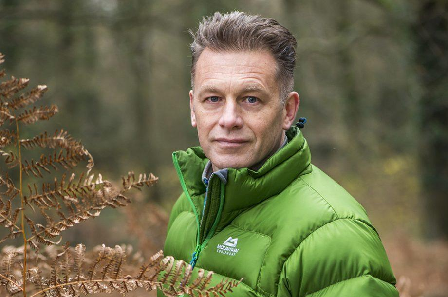 Chris Packham returns home to find dead badger hanging from the gate