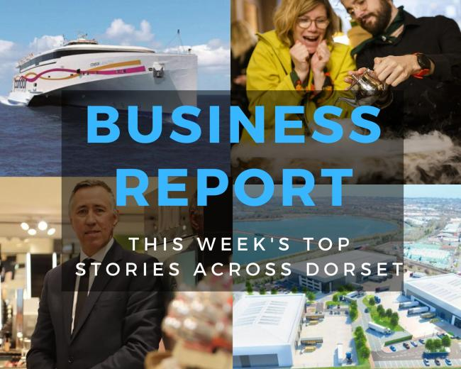 This week's top business stories from across Dorset