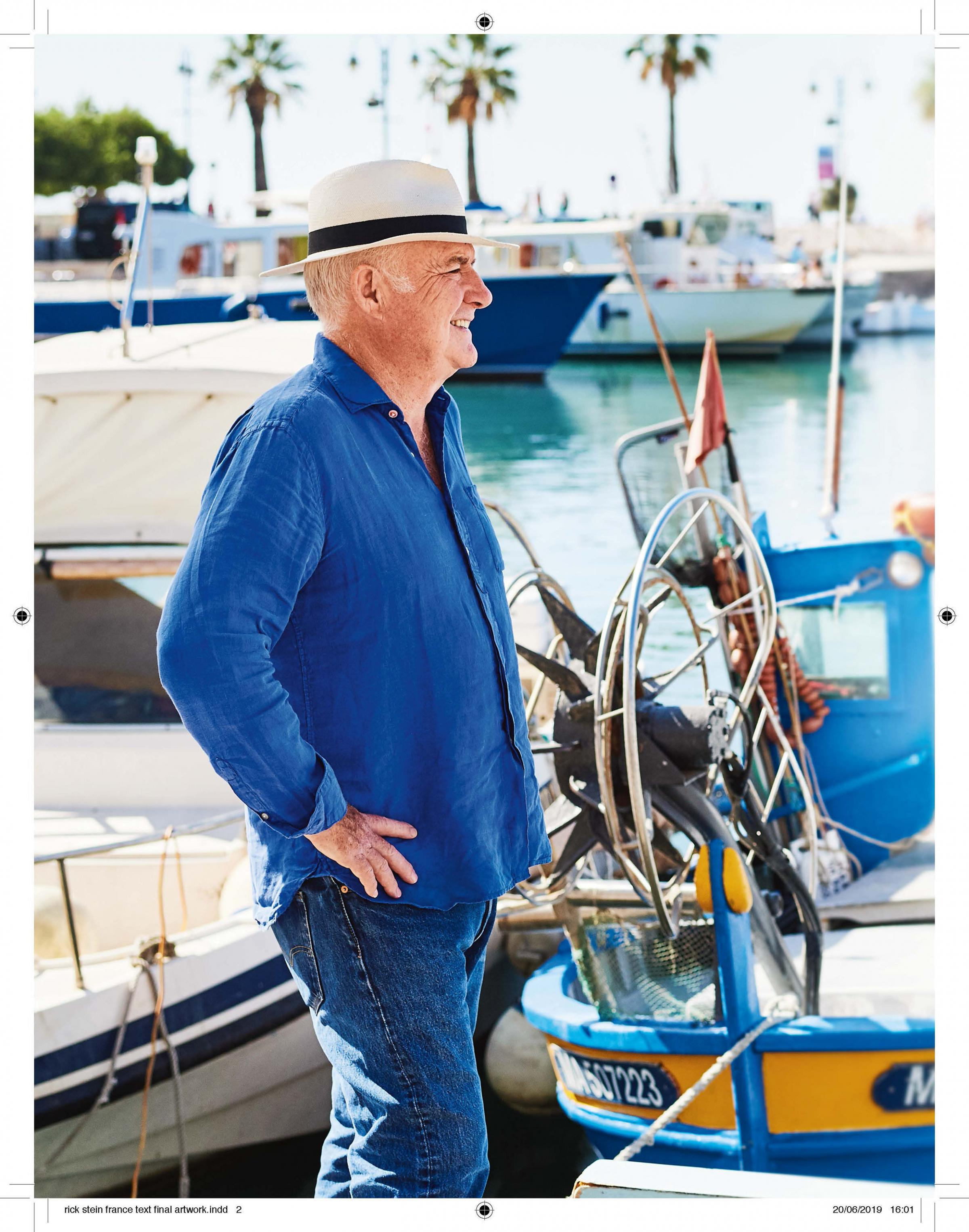 COOK THESE: Three recipes from Rick Stein's new cookbook and TV series, Secret France