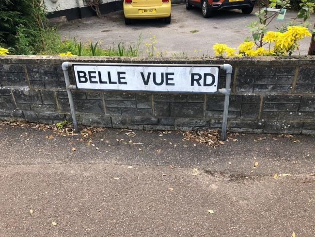Belle Vue Road in Southbourne