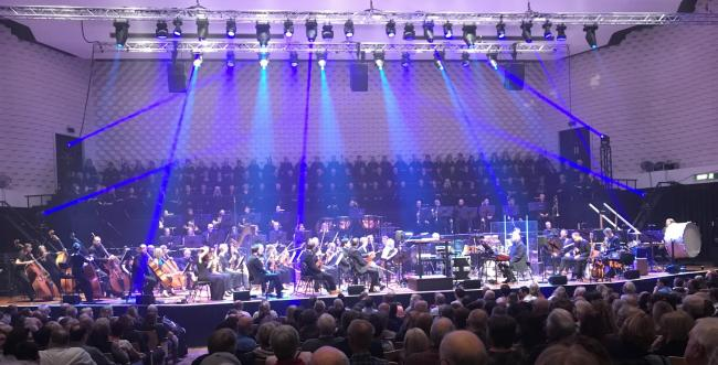 Symphonic Pink Floyd at Lighthouse Poole with the BSO