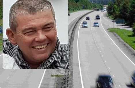 """Motorcyclist in 'cat and mouse chase' with car felt """"sick"""" when he discovered crash scene"""