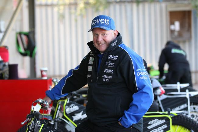 'If Middlo does want the job, the job is always his'