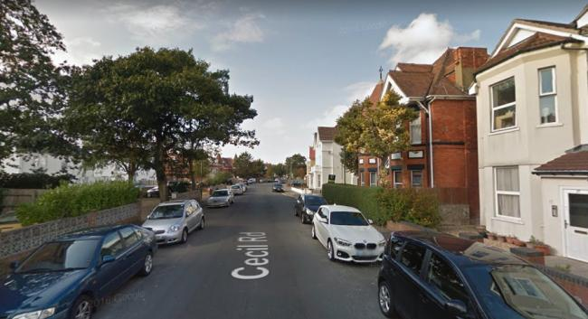 Cecil Road in Boscombe. Picture: Google Street View.